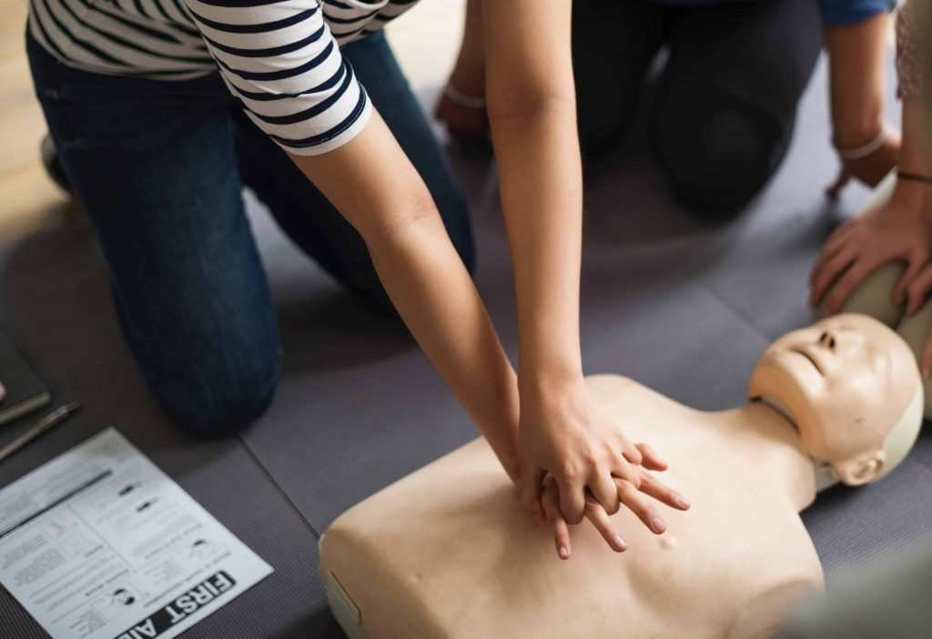 BLSD Basic Life Support and Defibrillation